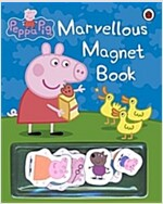 Peppa Pig: Marvellous Magnet Book (Hardcover)