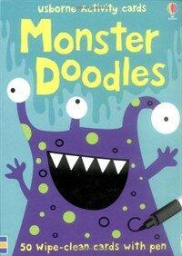Monster Doodles (Novelty Book)