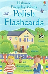 Everyday Words in Polish Flashcards (Cards)