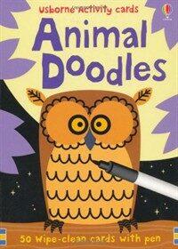 Animal Doodles (Cards)