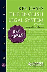 Key Cases: The English Legal System (Paperback)