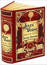 Jules Verne: Seven Novels (Hardcover)