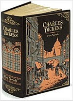 Charles Dickens: Five Novels (Hardcover)