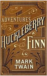 Adventures of Huckleberry Finn (Hardcover)