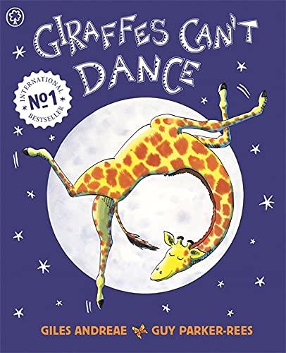 Giraffes Cant Dance (Paperback)