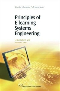 Principles of e-learning systems engineering