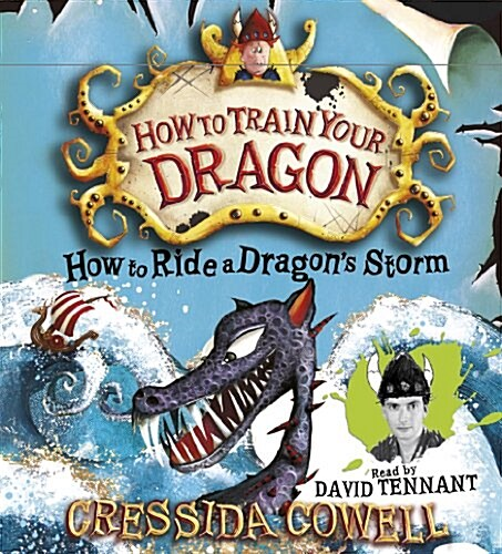 How to Ride a Dragons Storm (CD-Audio)