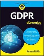 GDPR For Dummies (Paperback)