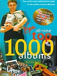The Virgin All-time Top 1000 Albums (Paperback, 8500th ed.)
