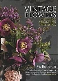 Vintage Flowers (Hardcover)