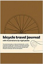 Bicycle Travel Journal (Paperback)