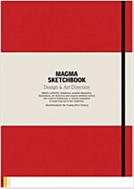 Magma Sketchbook: Design & Art Direction (Diary)