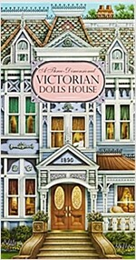 Victorian Dolls House: 3-Dimensional Carousel (Hardcover)