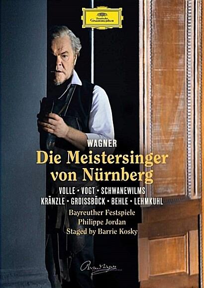 [수입] 바그너 : 뉘른베르크의 명가수 (2DVD)