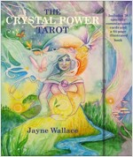 The Crystal Power Tarot : Includes a Full Deck of 78 Specially Commissioned Tarot Cards and a 64-Page Illustrated Book (Package)