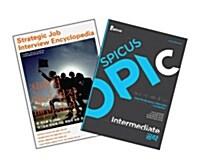 취업대비 세트 - 전2권 (전략적 영어 면접 + 스피쿠스 오픽)