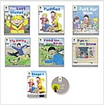 Oxford Reading Tree : Stage 1 Decode and Develop (Storybooks 6권 + Audio CD 1장, 미국발음)