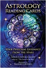 Astrology Reading Cards : Your Personal Guidance from the Stars (Cards)