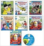 Oxford Reading Tree : Stage 3 Decode and Develop (Storybooks 6권 + Audio CD 1장, 미국발음)