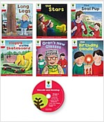 Oxford Reading Tree : Stage 4 Decode and Develop (Storybooks 6권 + Audio CD 1장, 미국발음)