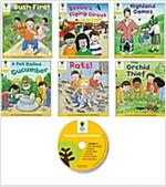 Oxford Reading Tree : Stage 5 Decode and Develop (Storybooks 6권 + Audio CD 1장, 미국발음)