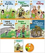 Oxford Reading Tree : Stage 6 Stories (Paperback 6권 + Audio CD 1장, 미국발음)