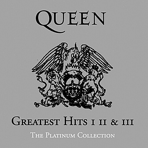 Queen - Greatest Hits I, II & III (The Platinum Collection) [3CD]