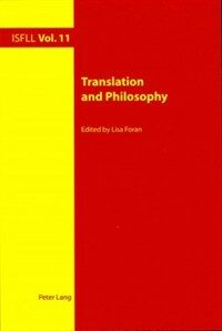 Translation and philosophy