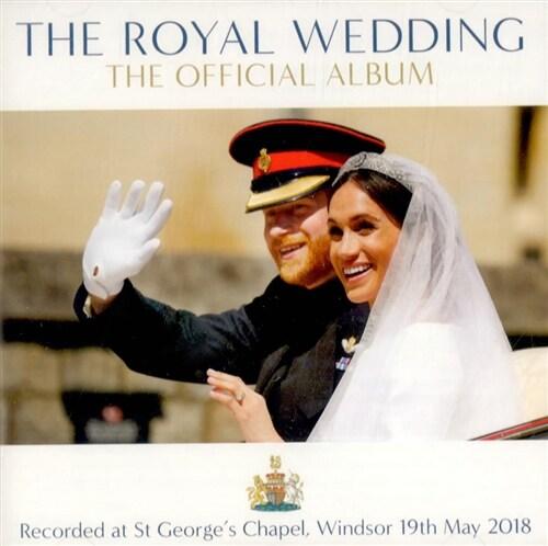 [수입] 영국 해리왕자 결혼식 실황 공식음반