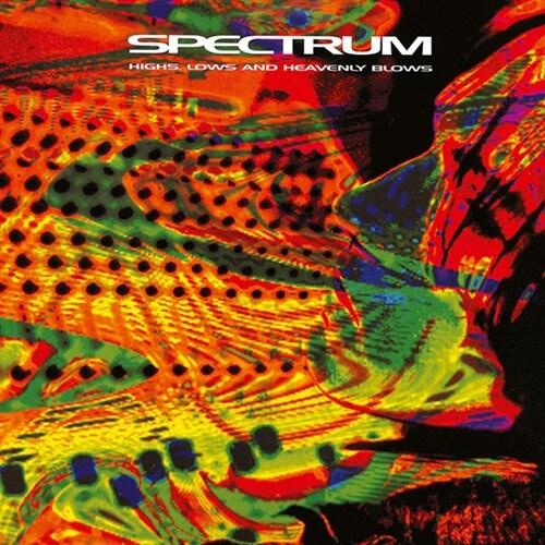[수입] Spectrum - Highs, Lows And Heavenly Blows [180g LP][1500장 한정 투명레드 컬러반]