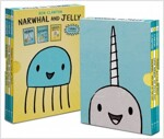 Narwhal and Jelly Box Set (Books 1, 2, 3, and Poster) (Paperback)