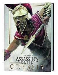 The Art of Assassin's Creed Odyssey (Hardcover)