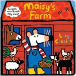 Maisy's Farm: Complete with Durable Play Scene: A Fold-Out and Play Book (Board Books)