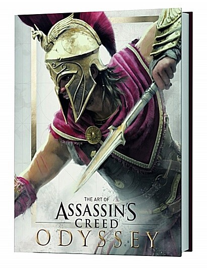 The Art of Assassins Creed Odyssey (Hardcover)