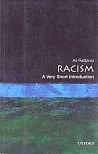 Racism: A Very Short Introduction (Paperback)