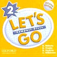 Lets Go: 2: Audio CD (CD-Audio, 2 Revised edition)