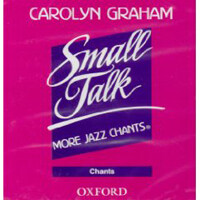Small Talk: More Jazz Chants: Chants (CD-Audio)