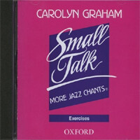 Small Talk: More Jazz Chants (R): Exercises Audio CD (CD-Audio)