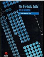 The Periodic Table at a Glance (Paperback)