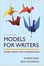 Models for Writers (Paperback, 9th)