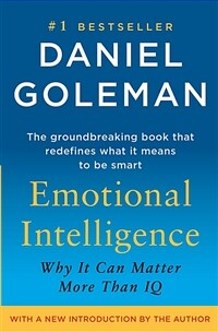 Emotional intelligence Bantam 10th anniversary hardcover ed