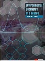Environmental Chemistry at a Glance (Paperback)