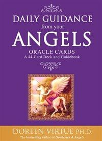 Daily Guidance from Your Angels Oracle Cards (44 Cards + Booklet)