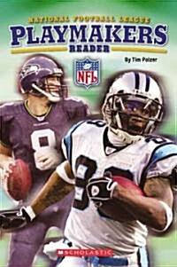[중고] National Football League Playmakers Reader (Paperback)