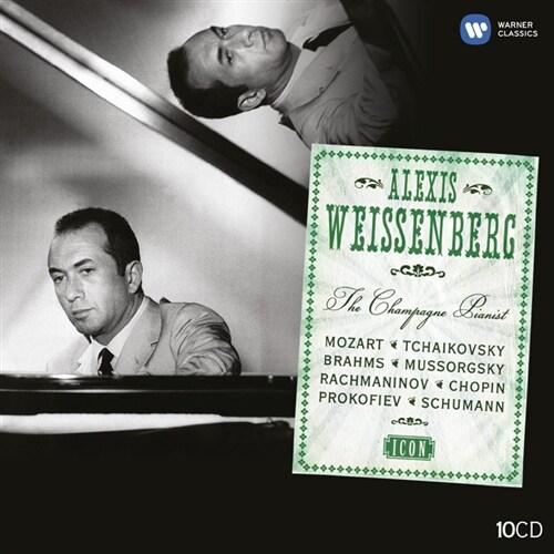[수입] 알렉시스 바이젠베르크 - EMI 녹음 모음집 [10CD]