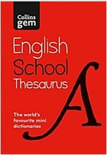 Gem School Thesaurus : Trusted Support for Learning, in a Mini-Format (Paperback, 6 Revised edition)