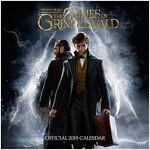 Fantastic Beasts: The Crimes of Grindelwald Official 2019 Calendar - Square Wall Calendar Format (Calendar)