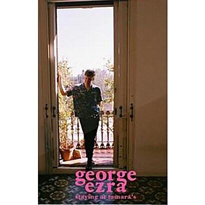 [수입] [카세트 테이프] George Ezra - Staying At Tamaras