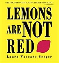 Lemons Are Not Red (Paperback)