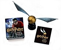 Harry Potter Golden Snitch Sticker Kit [With Book and Stickers] (Novelty)